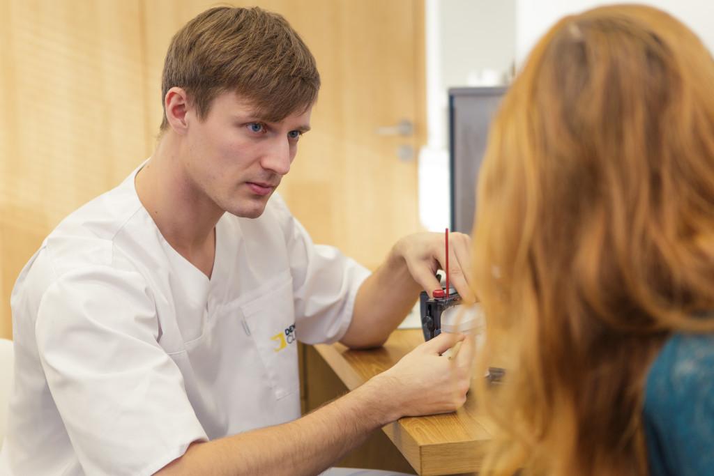 Bezpłatna konsultacja w Dentim Clinic.